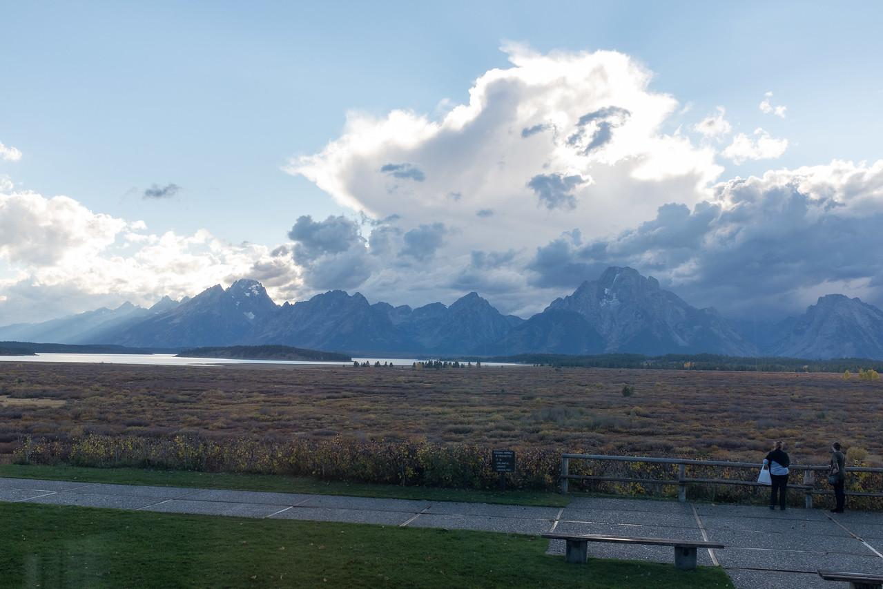 Jackson Lake Lodge - Grand Teton National Park