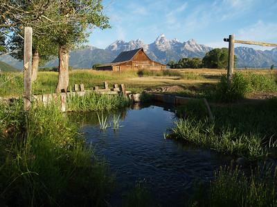 Yellowstone Grand Teton Vacation Summary
