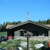 Entrance  to Grand Teton