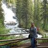 Me at Hidden Falls