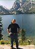 Lake in Grand Tetons