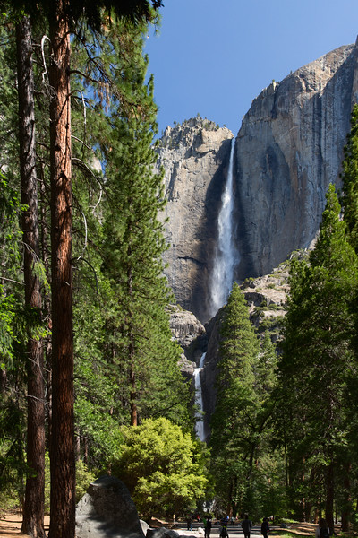 Yosemite Falls (Upper and Lower)