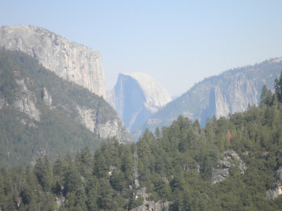 Yosemite Backpacking 2010