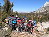 The group on the REI backpacking trip (15 total, 3 guides)