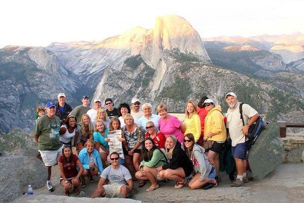 Yosemite SF Trip 2012