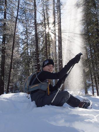 Yosemite Snowshoe 2017