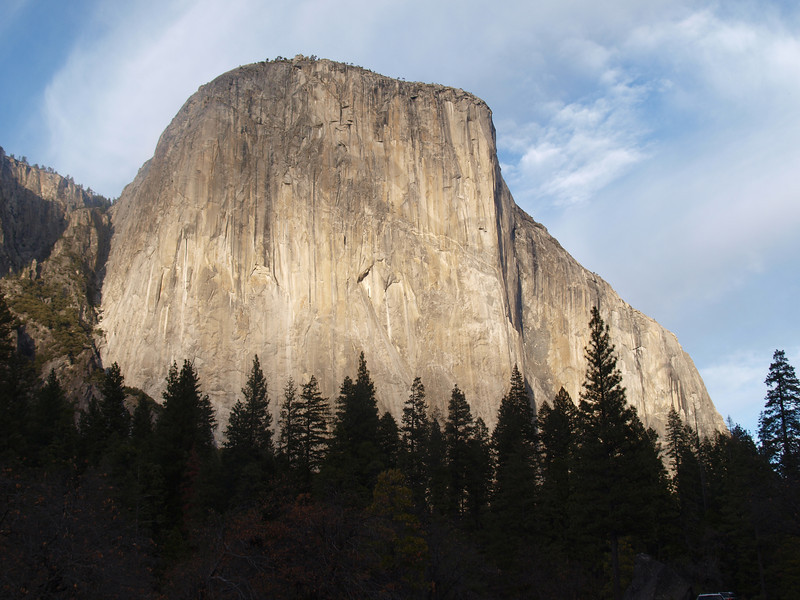 El Capitan. In a few more frames we are going to look at this up close. Very close.