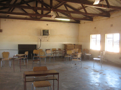 Multi media classroom