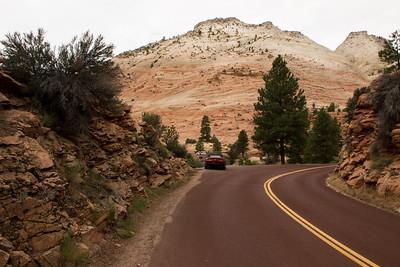 Day 3:, July 6th: Zion - Mount Carmel Drive