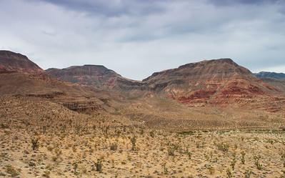 Arizona, US 15 - Virgin Mountains