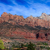 Taken at entrance of Zion Park