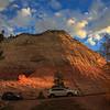 Crazy Quilt Mesa - Zion National Forest