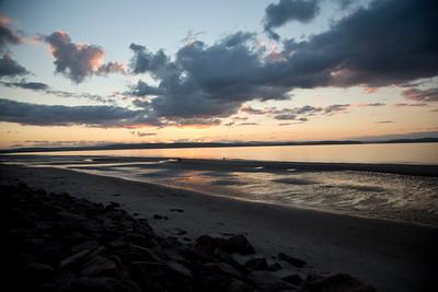 Beach -evening