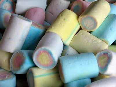 Yum.... Marshmellows