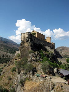 The Citadel in Corte