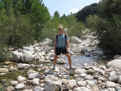 Hiking the Cavu River