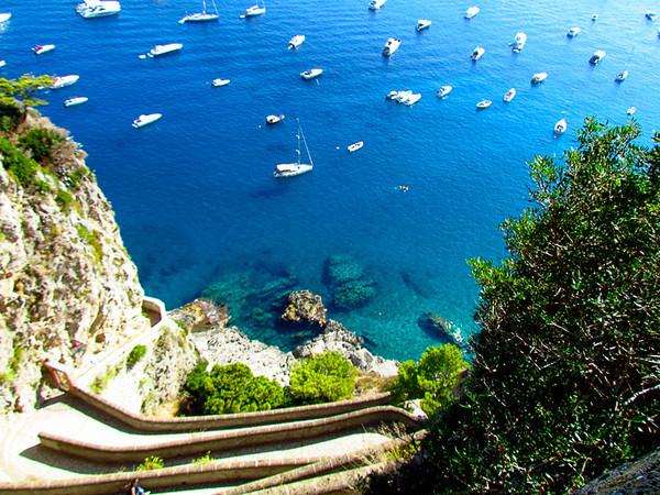 Capri and Ischia