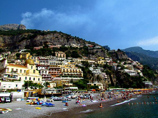 Ravello-Amalfi-Positano-Minori