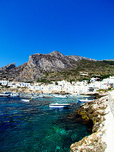 Island of Levanzo