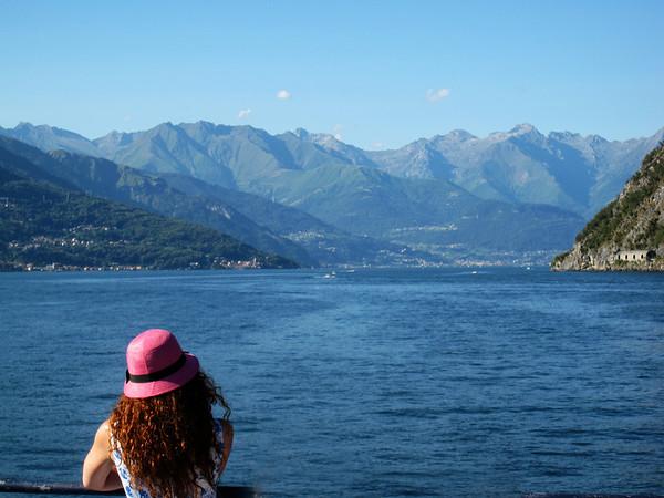 Bellagio, Italy and Lake Como Area