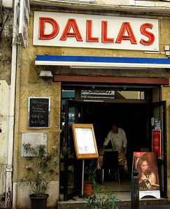 Dallas in Marseille!
