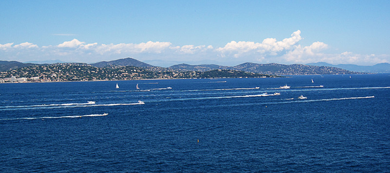 Rush hour - St. Tropez