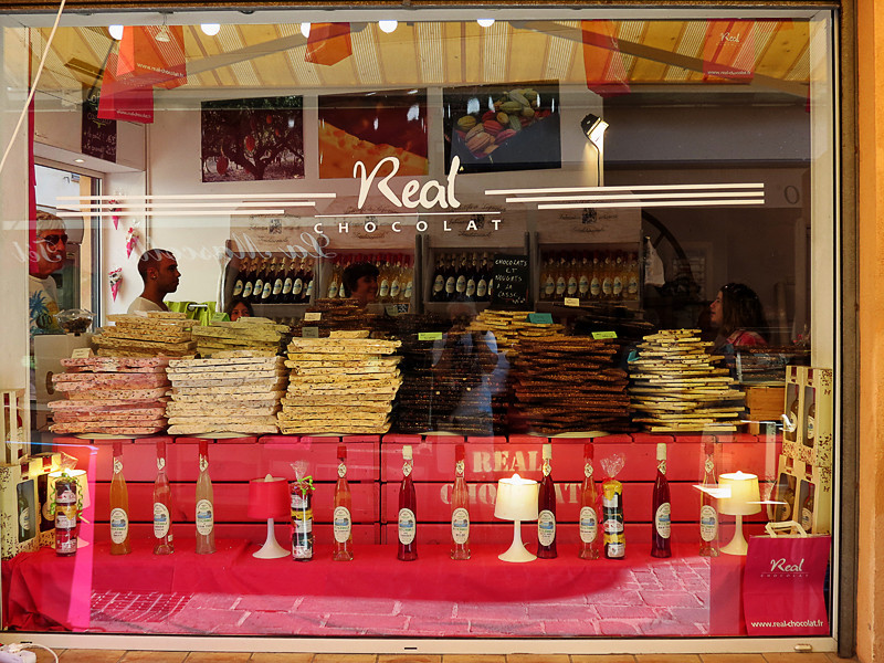 Chocolate in Ste. Maxime