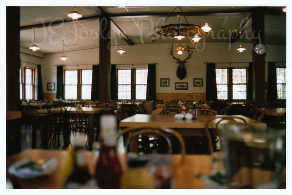 Eatons' Ranch, Dinning Hall