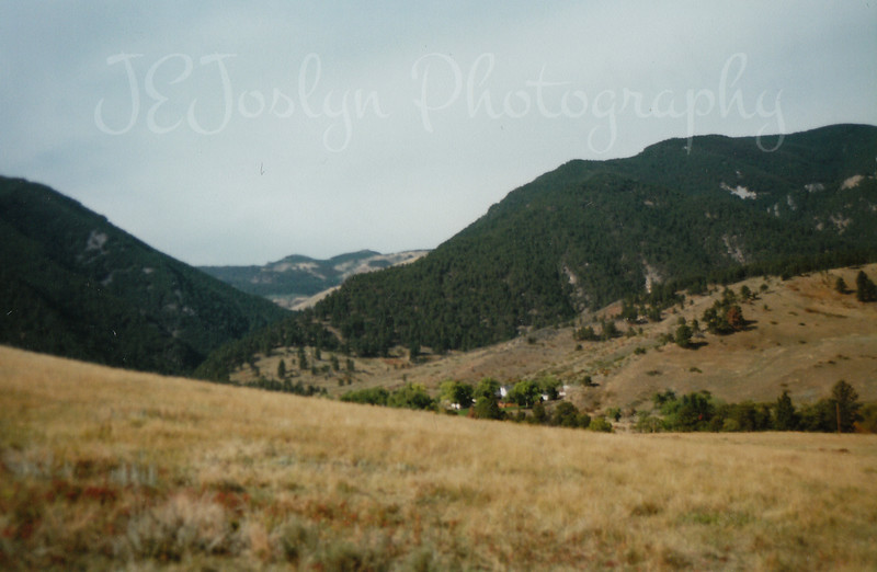 Eatons' Ranch, Wolf, Wyoming - Big Horn Mountains