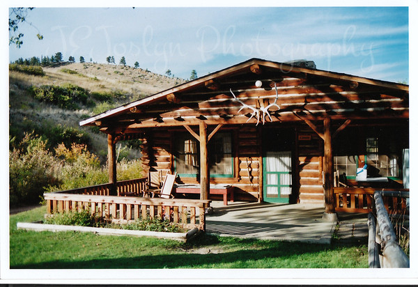"Eatons' Ranch, ""Lodge"" cabin"