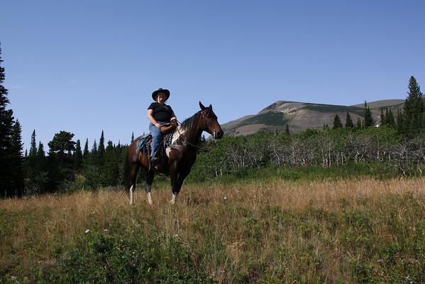 Horse Ride-Blackfeet Reservation