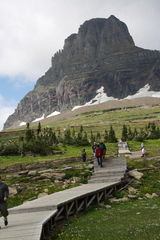 Glacier Park - Logan Pass 8-2009