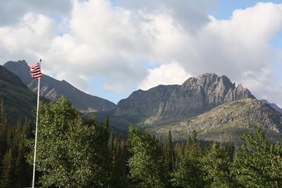 Glacier Park-Two Medicine range. 8-2009