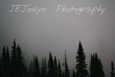 Glacier, MT-RedBus Tour Sights.   8-2009