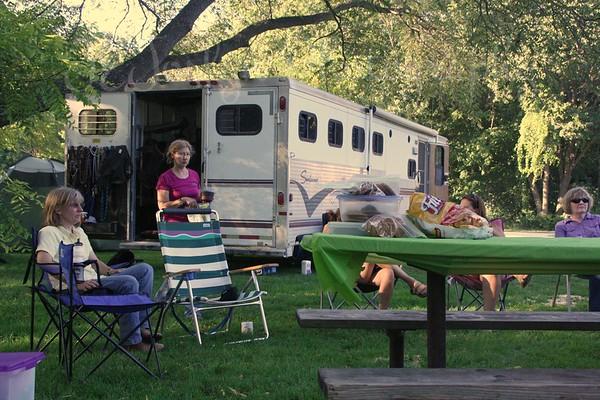Horse Trip-Forestville MN State Park-8-28-10