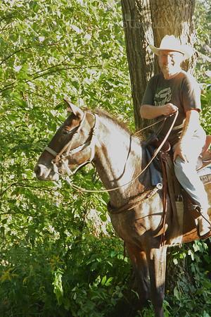 SPIRIT - Horse Trip-Forestville MN State Park-8-28-10