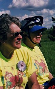 The friends from Hutchinson - Bike Ride, June, 2006, Mesabi Trail, northern Minnesota
