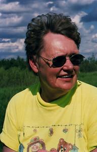 The friend from Hutchinson - Bike Ride, June, 2006, Mesabi Trail, northern Minnesota