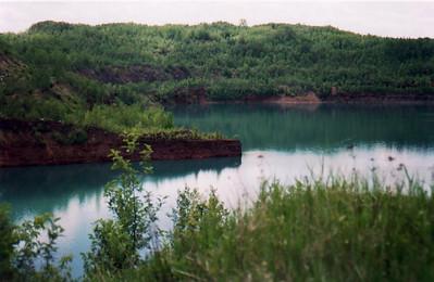 Bike Ride, June, 2006, Mesabi Trail, northern Minnesota