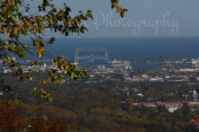 Duluth, from Skyline Drive