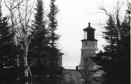 Split Rock Lighthouse  November, 2003