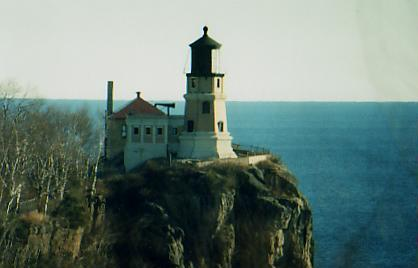 Split Rock Lighthouse, Lake Superior, Minnesota.