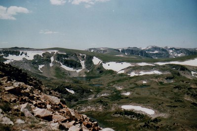 Beartooth Highway views.