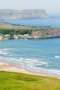 Ireland Meets the Atlantic Ocean