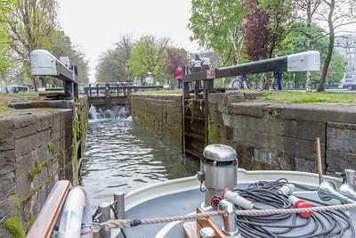 Grand Canal Lock