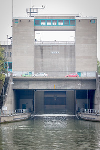 Entrance to Eibach Lock