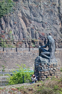 Lorelei Statue