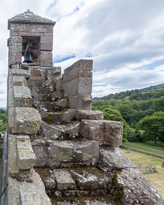 Steps to the Abbey's Bell
