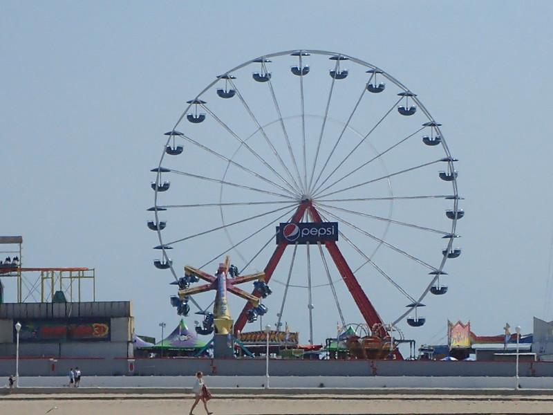 Ocean City, MD,  Ferris Wheel