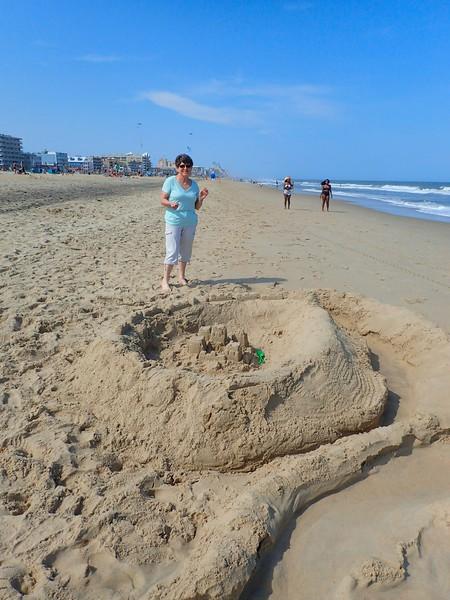 Ocean City, MD, Castle & Edie